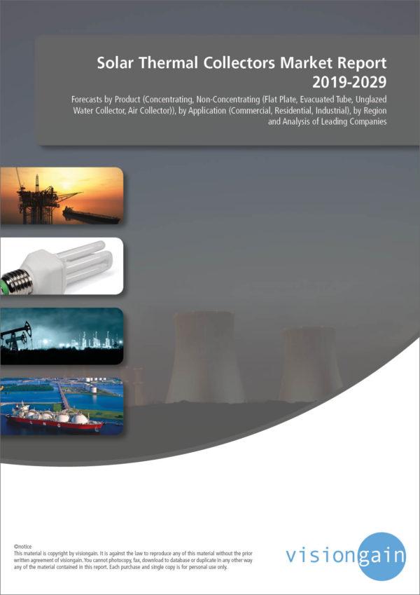 Cover Solar Thermal Collectors Market Report 2019 2029