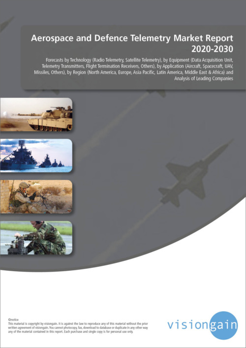 Aerospace and Defence Telemetry Market Report 2020-2030
