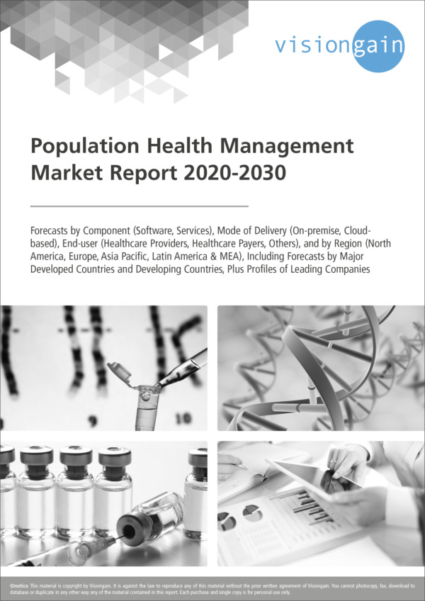 Population Health Management Market Report 2020-2030
