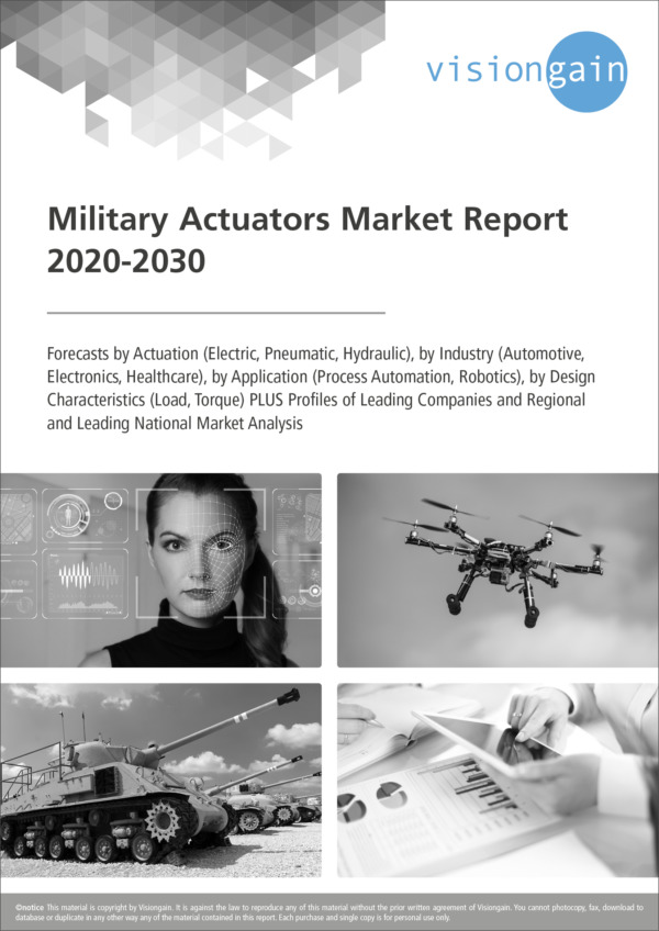 Military Actuators Market Report 2020-2030