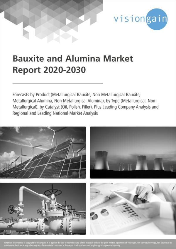 Bauxite and Alumina Market Report 2020-2030