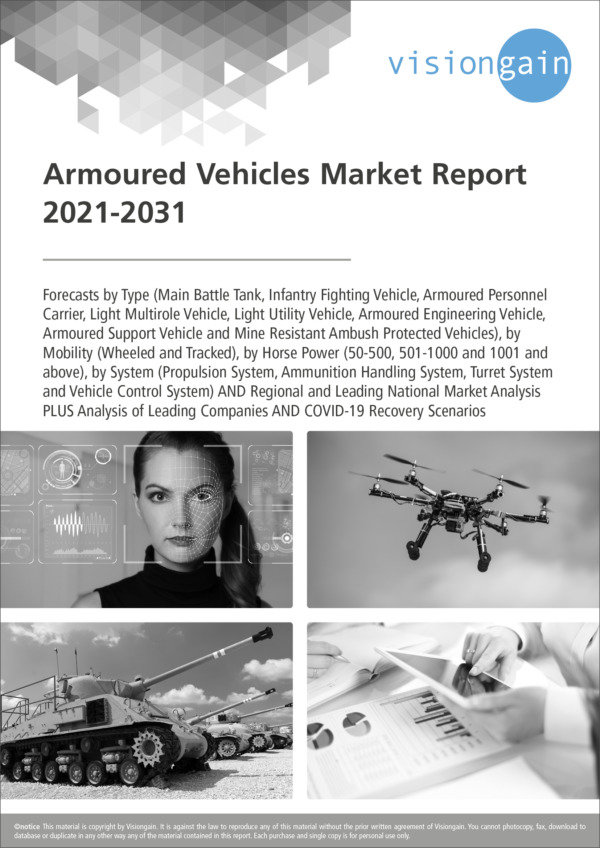 Armoured Vehicles Market Report 2021-2031