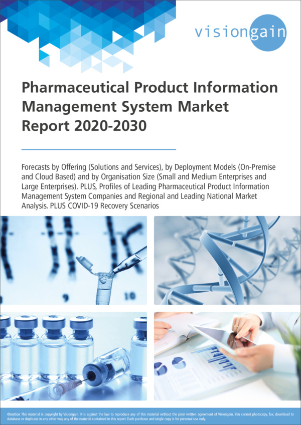 Pharmaceutical Product Information Management System Market Report 2020-2030