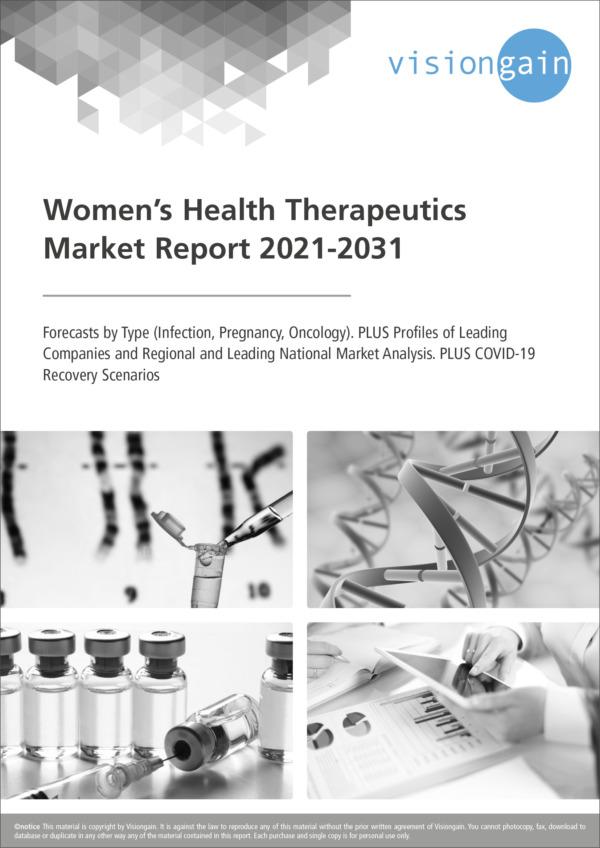 Women's Health Therapeutics Market Report 2021-2031