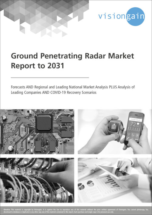 Cover Ground Penetrating Radar Market Report to 2031