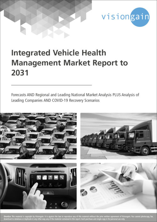Cover Integrated Vehicle Health Management Market Report to 2031