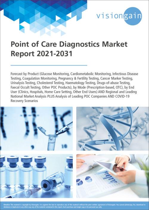 Point of Care Diagnostics Market Report 2021-2031