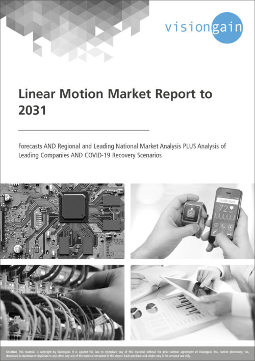 Cover Linear Motion Market Report to 2031