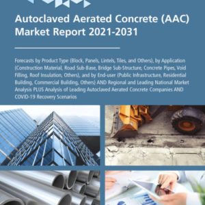 Autoclaved Aerated Concrete (AAC) Market Report 2021-2031
